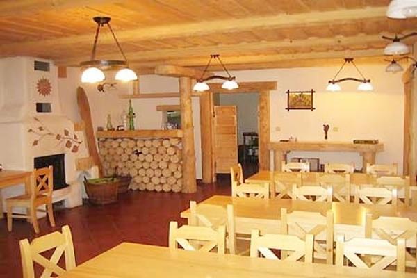Ubytování na Šumavě - Penzion v Kubově Huti na Šumavě - restaurace