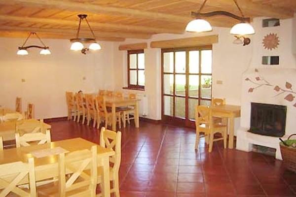 Ubytování na horách - Penzion pod Boubínem - restaurace