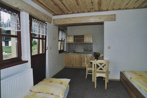 Penziony Šumava - Penzion u Boubína na Šumavě